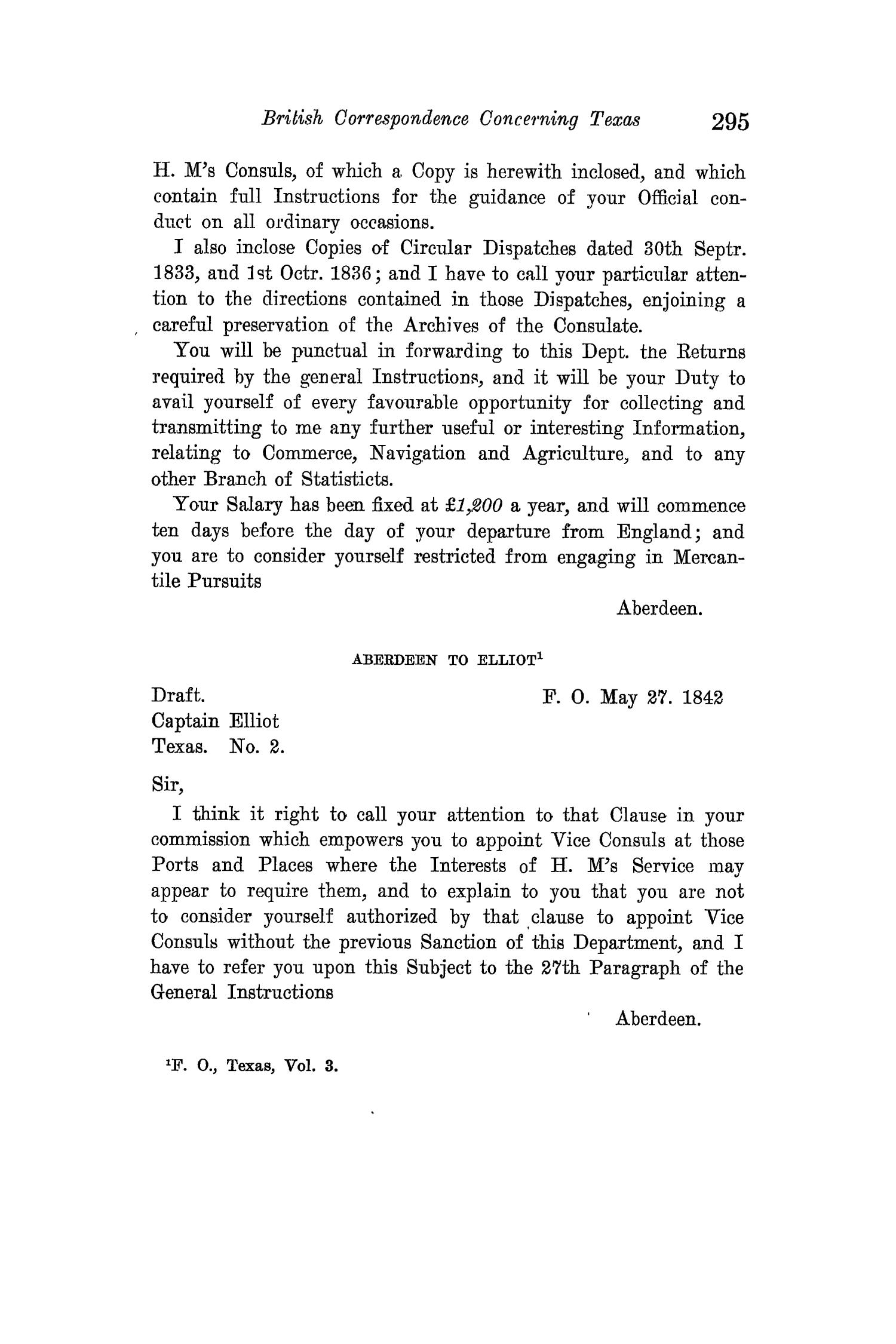 The Quarterly of the Texas State Historical Association, Volume 15, July 1911 - April, 1912                                                                                                      295