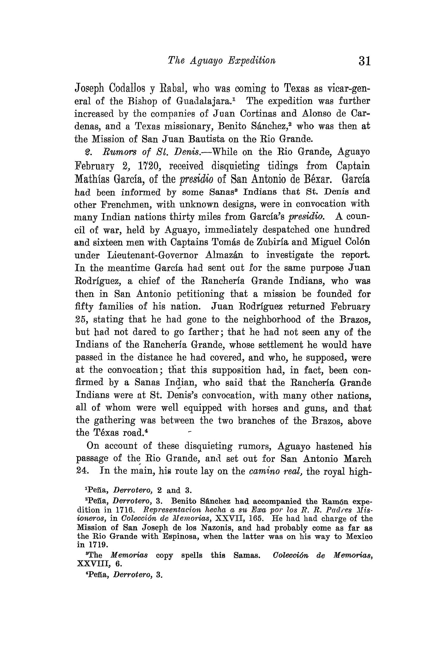 The Quarterly of the Texas State Historical Association, Volume 15, July 1911 - April, 1912                                                                                                      31