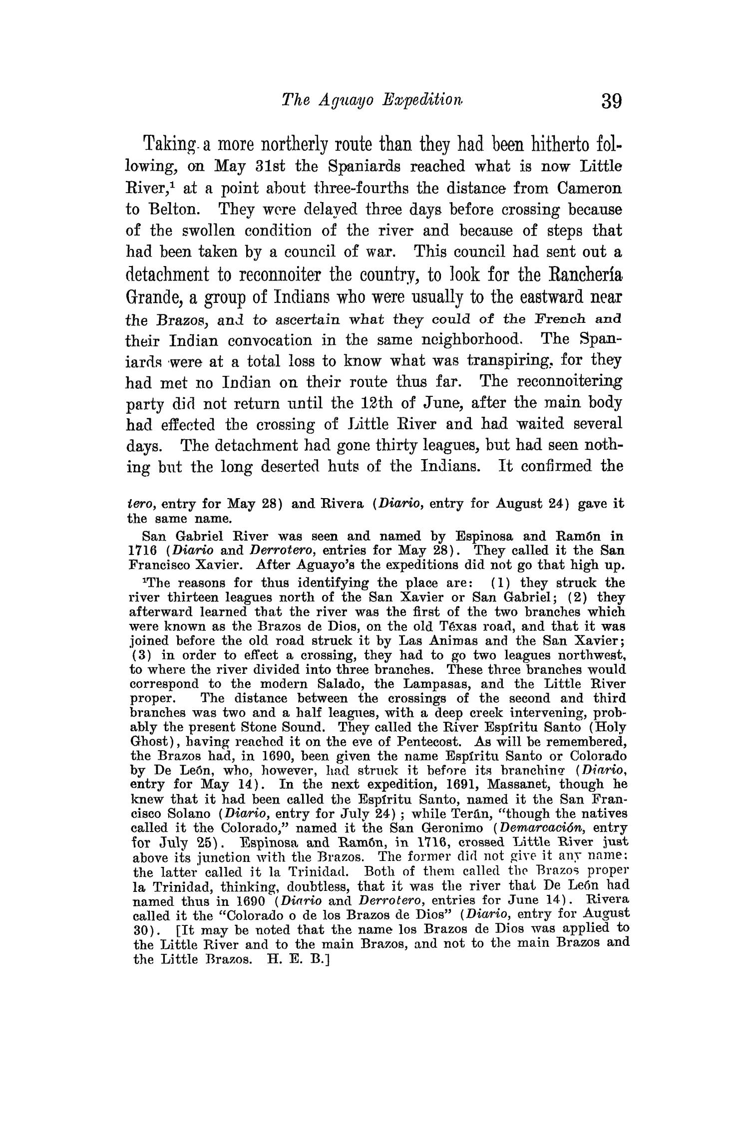 The Quarterly of the Texas State Historical Association, Volume 15, July 1911 - April, 1912                                                                                                      39