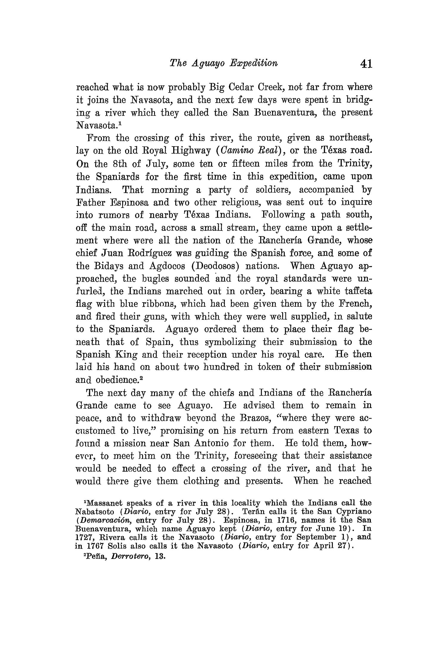 The Quarterly of the Texas State Historical Association, Volume 15, July 1911 - April, 1912                                                                                                      41