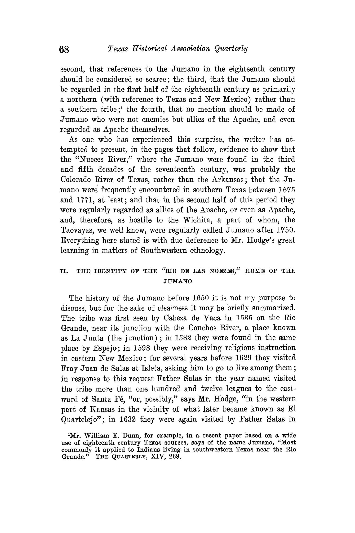 The Quarterly of the Texas State Historical Association, Volume 15, July 1911 - April, 1912                                                                                                      68