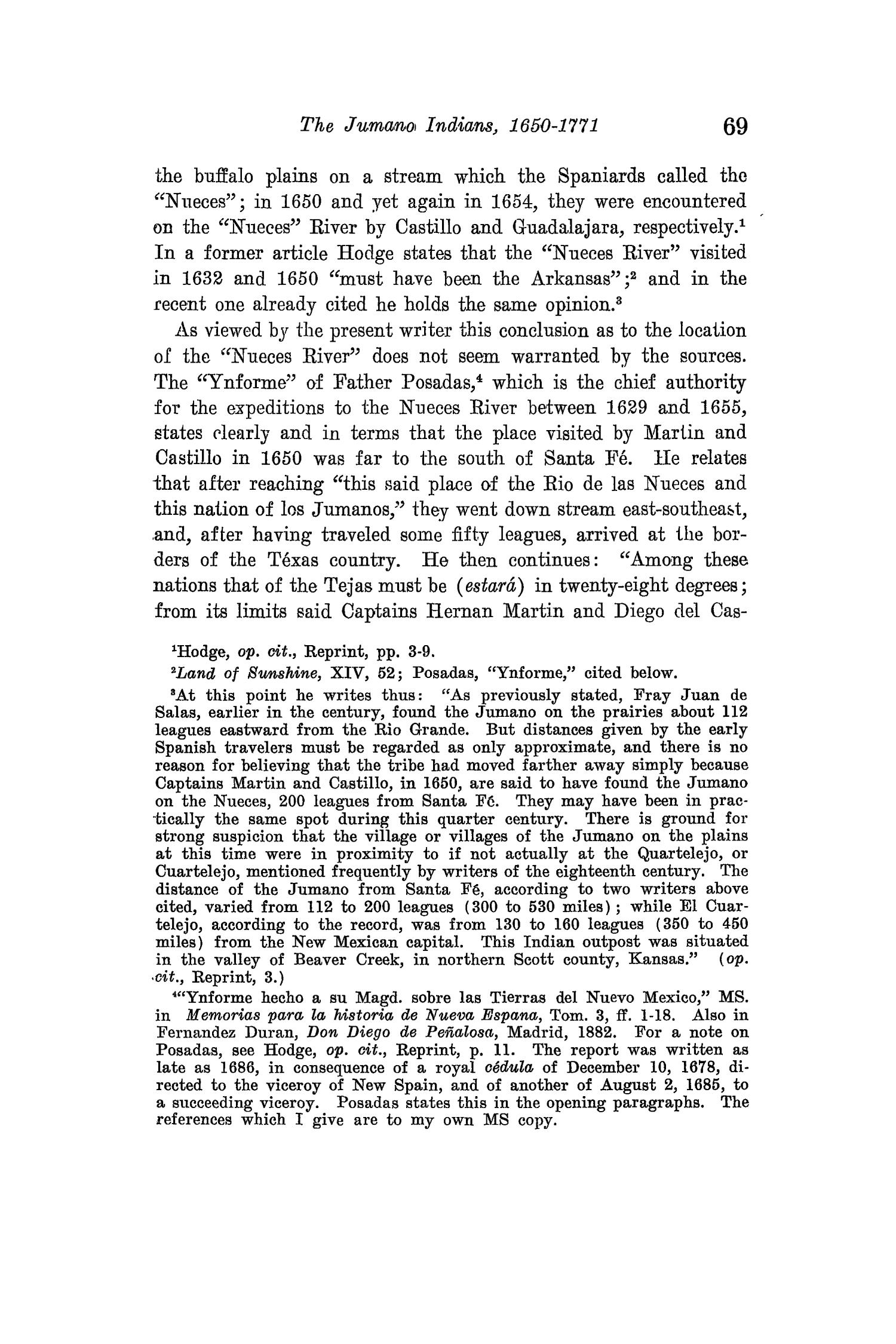 The Quarterly of the Texas State Historical Association, Volume 15, July 1911 - April, 1912                                                                                                      69