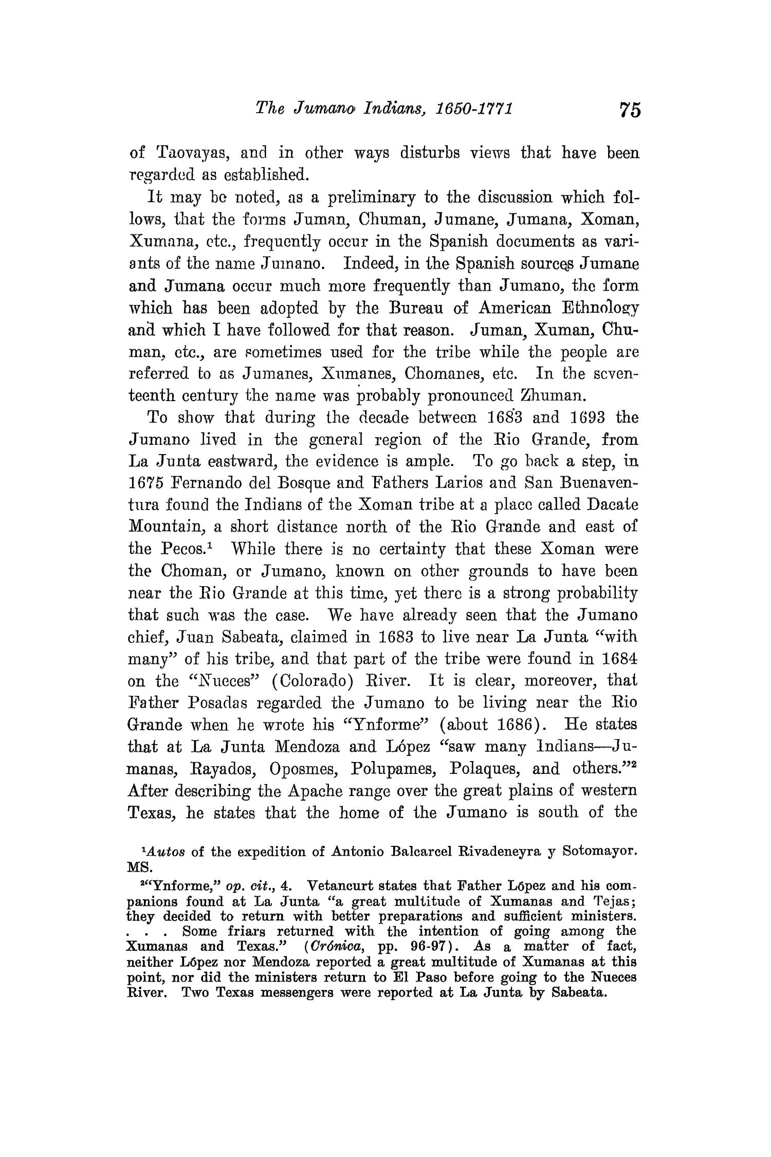 The Quarterly of the Texas State Historical Association, Volume 15, July 1911 - April, 1912                                                                                                      75