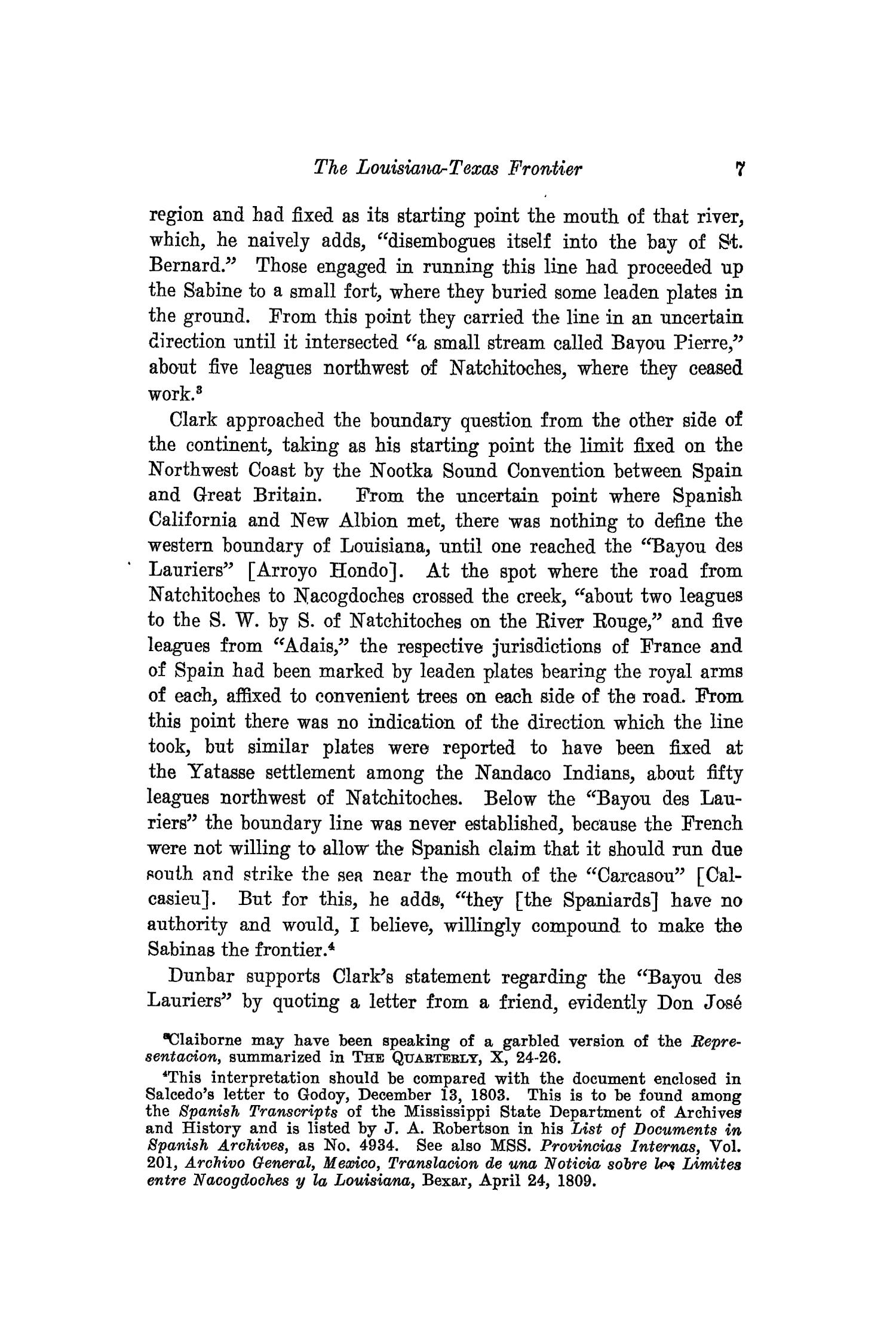The Southwestern Historical Quarterly, Volume 17, July 1913 - April, 1914                                                                                                      7