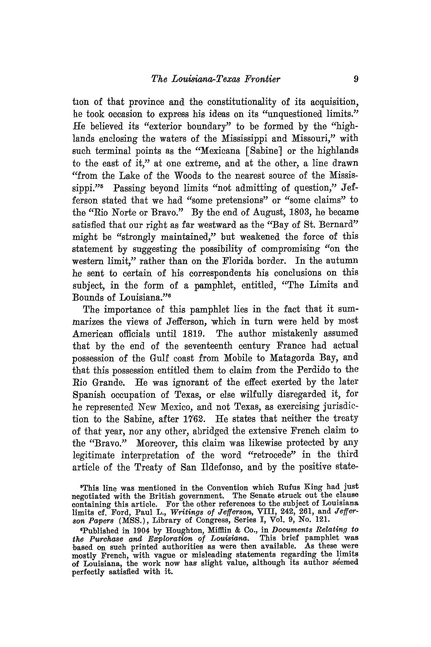 The Southwestern Historical Quarterly, Volume 17, July 1913 - April, 1914                                                                                                      9