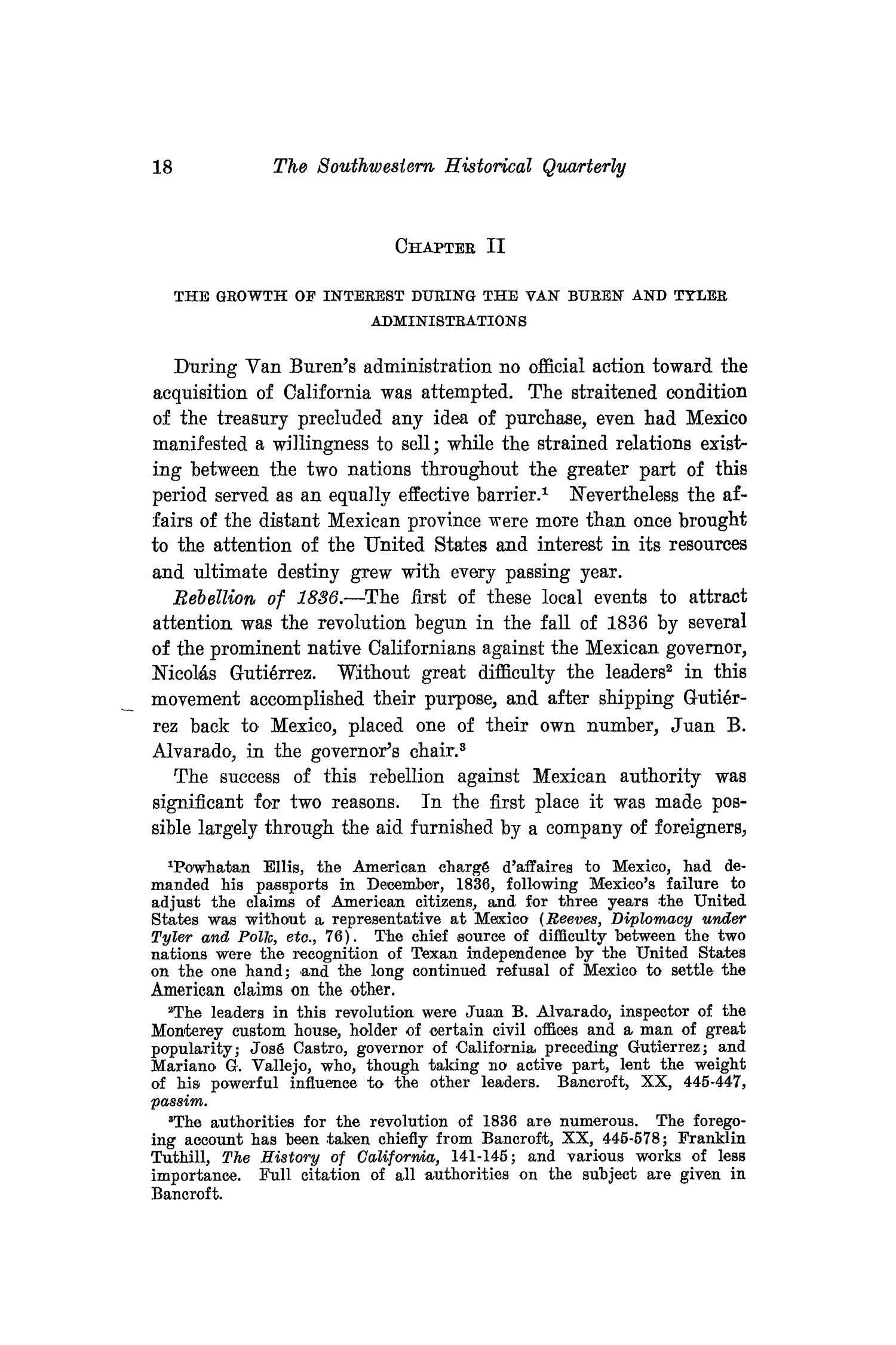 The Southwestern Historical Quarterly, Volume 18, July 1914 - April, 1915                                                                                                      18
