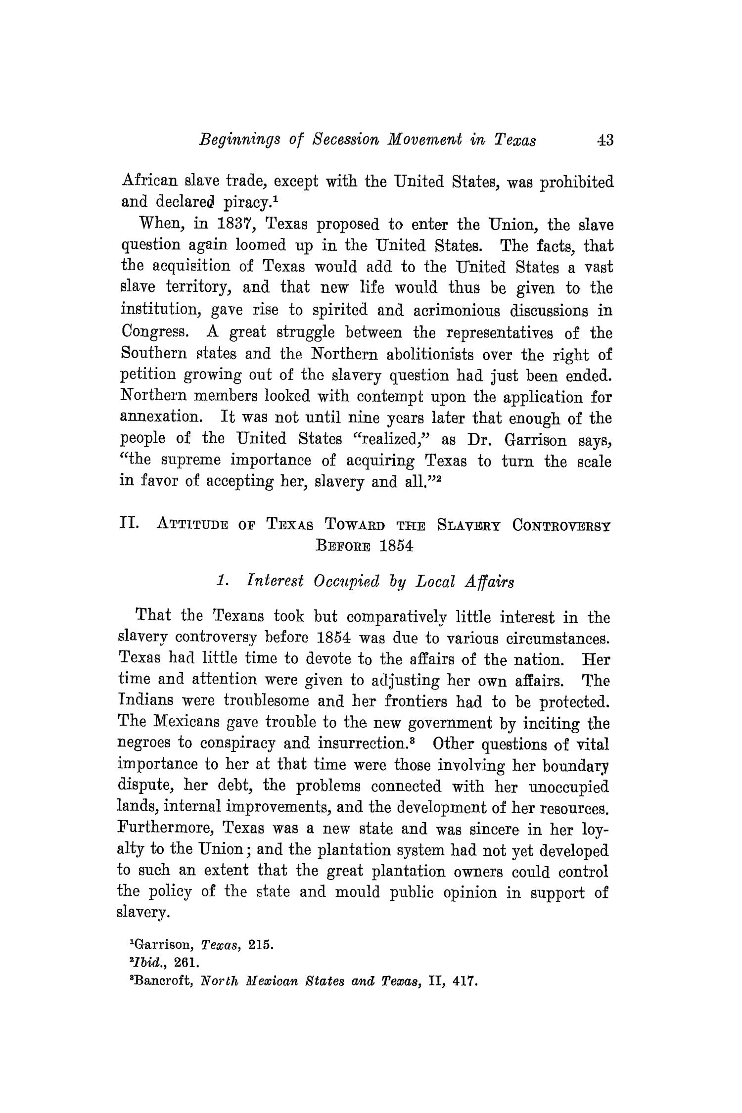 The Southwestern Historical Quarterly, Volume 18, July 1914 - April, 1915                                                                                                      43