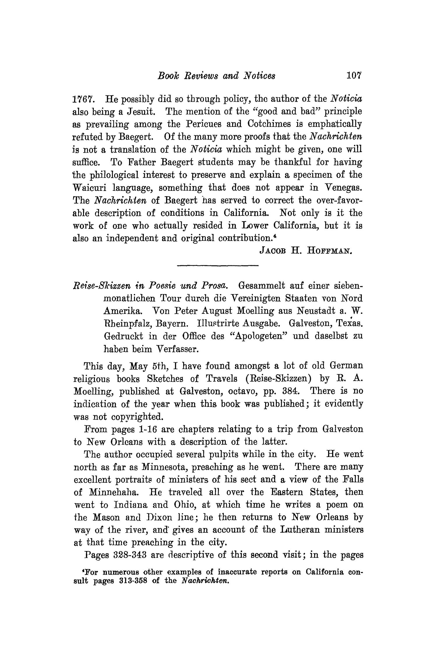 The Southwestern Historical Quarterly, Volume 19, July 1915 - April, 1916                                                                                                      107