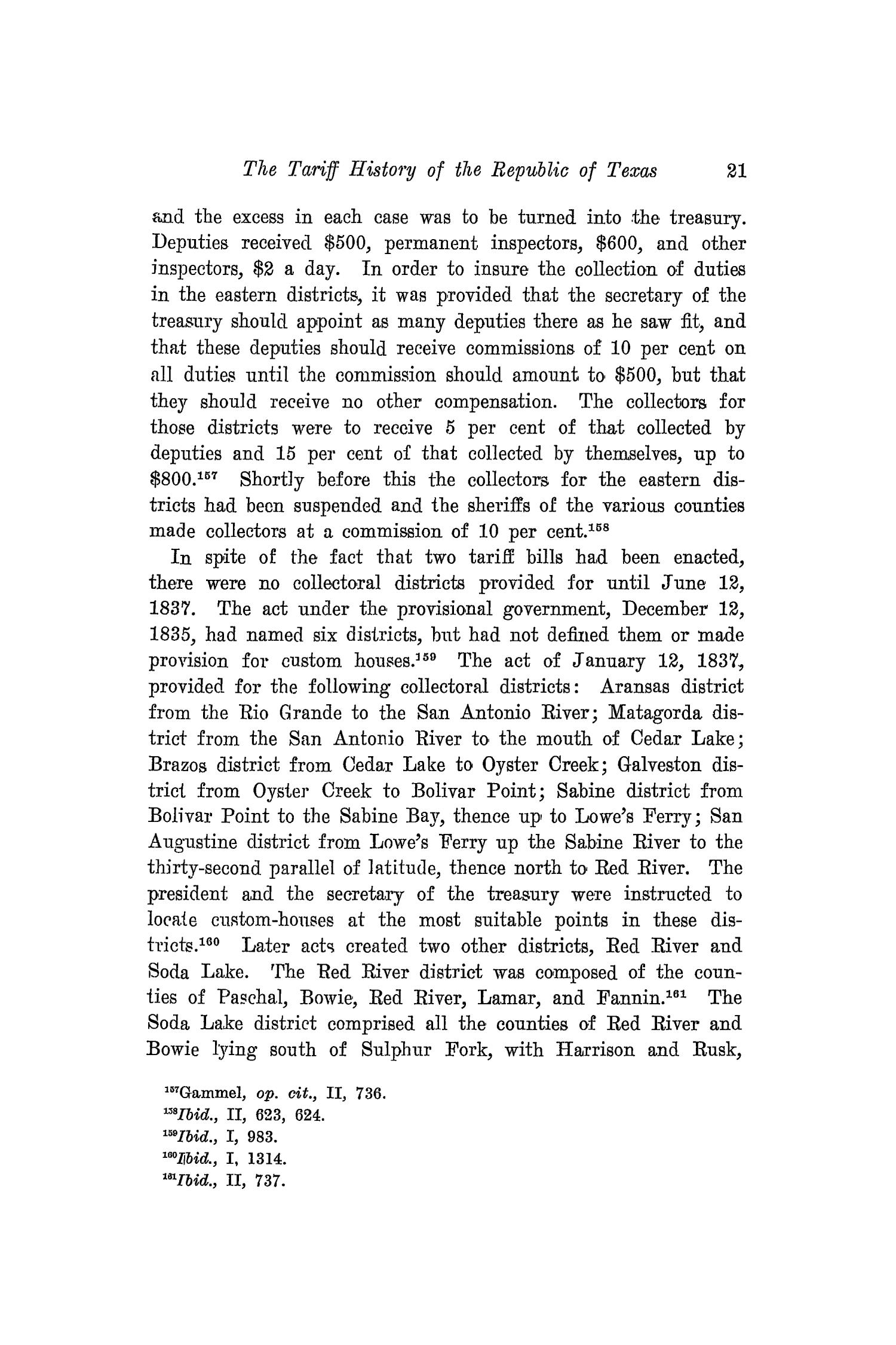 The Southwestern Historical Quarterly, Volume 21, July 1917 - April, 1918                                                                                                      21