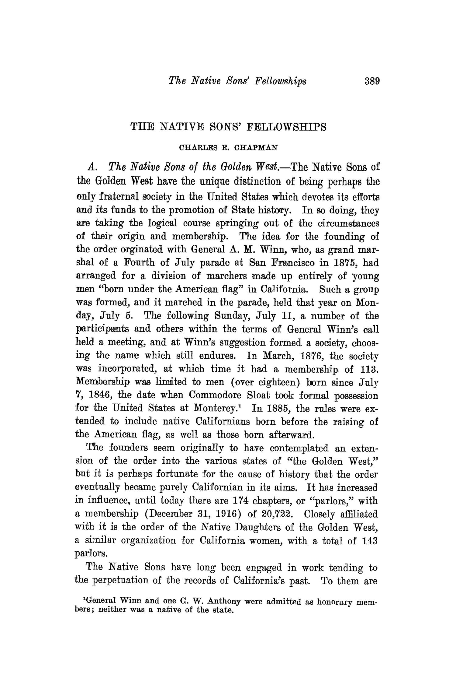 The Southwestern Historical Quarterly, Volume 21, July 1917 - April, 1918                                                                                                      389