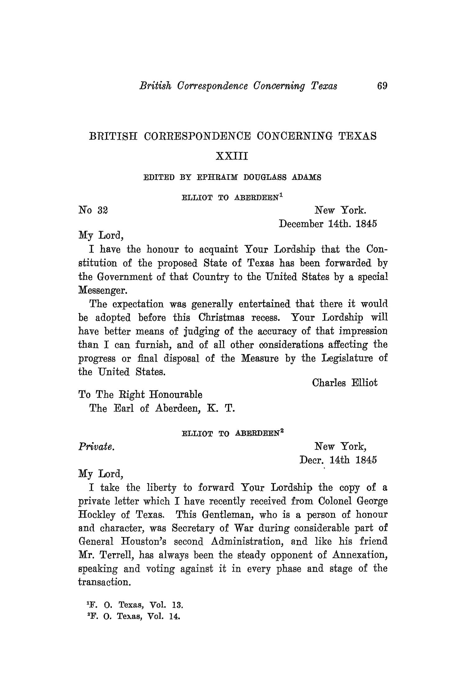 The Southwestern Historical Quarterly, Volume 21, July 1917 - April, 1918                                                                                                      69
