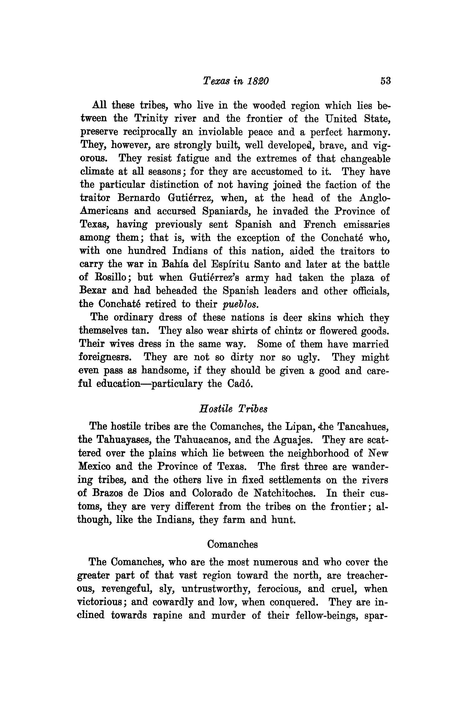 The Southwestern Historical Quarterly, Volume 23, July 1919 - April, 1920                                                                                                      53