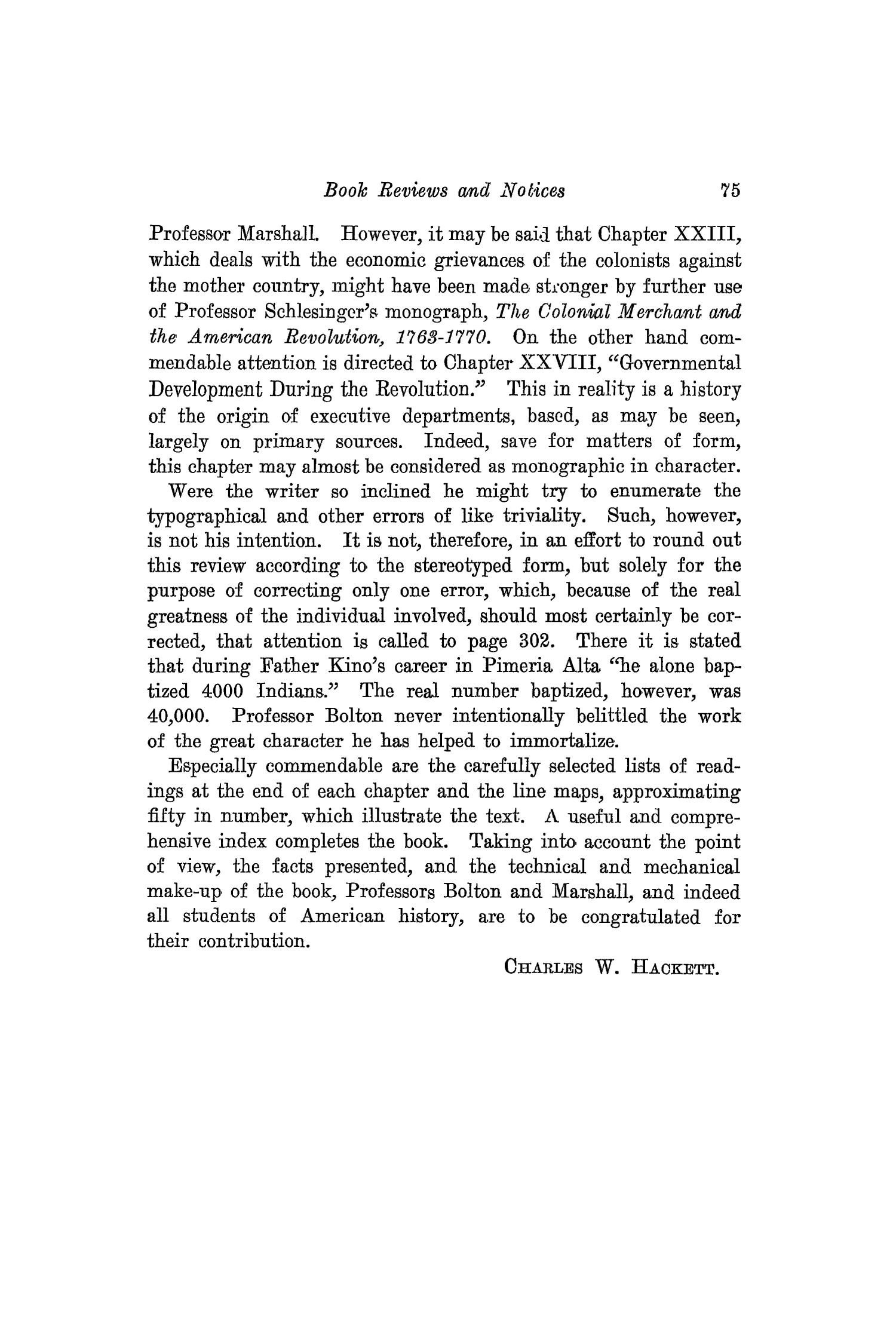 The Southwestern Historical Quarterly, Volume 25, July 1921 - April, 1922                                                                                                      75