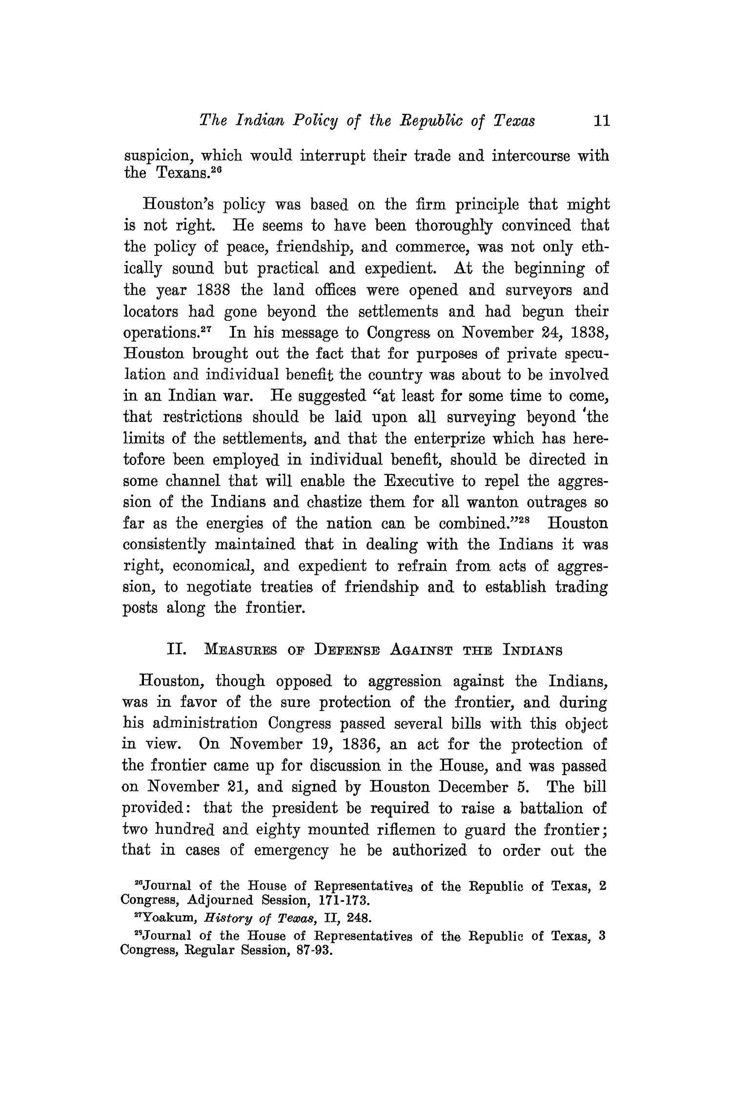 The Southwestern Historical Quarterly, Volume 26, July 1922 - April, 1923                                                                                                      11
