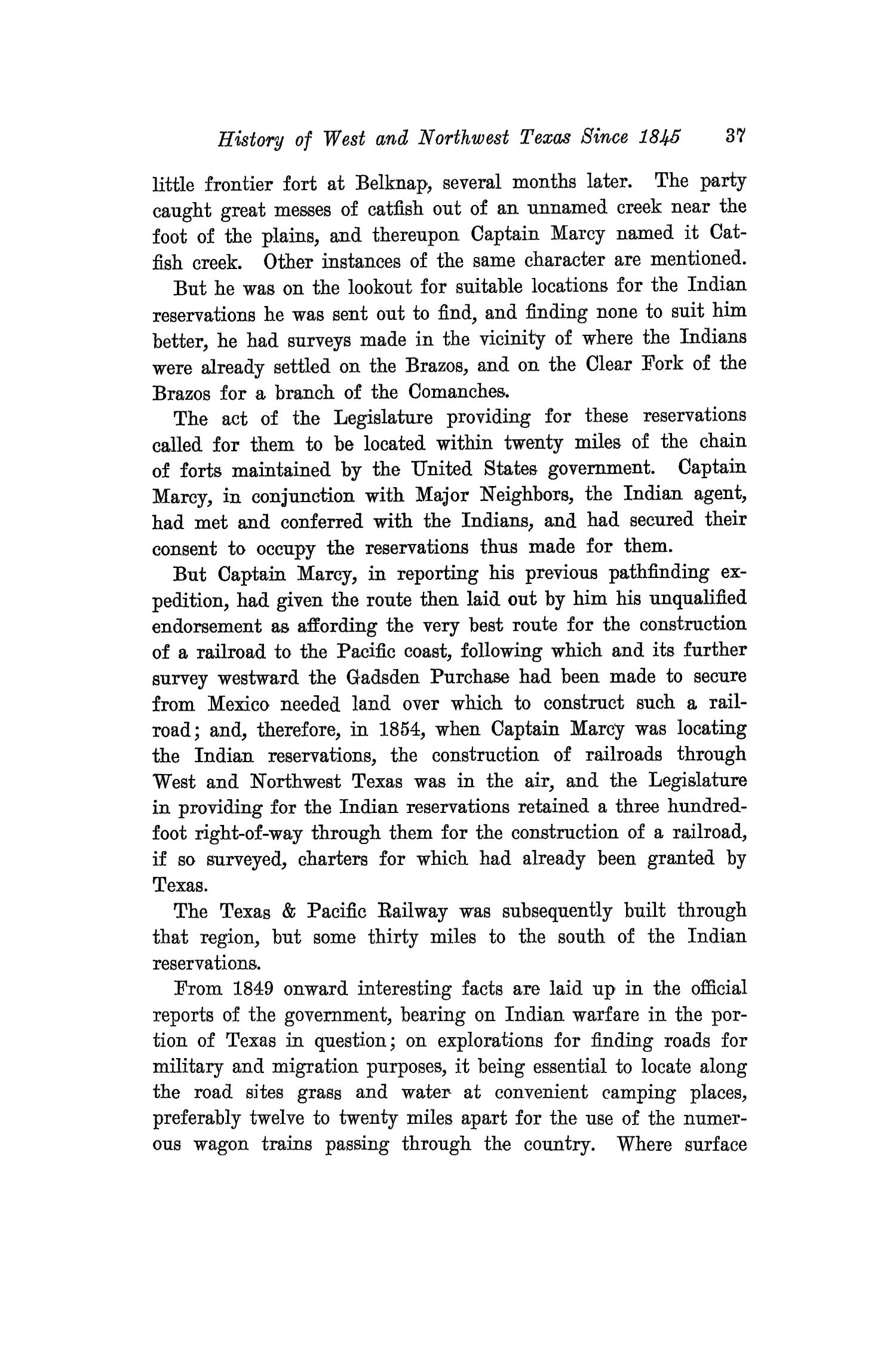 The Southwestern Historical Quarterly, Volume 26, July 1922 - April, 1923                                                                                                      37