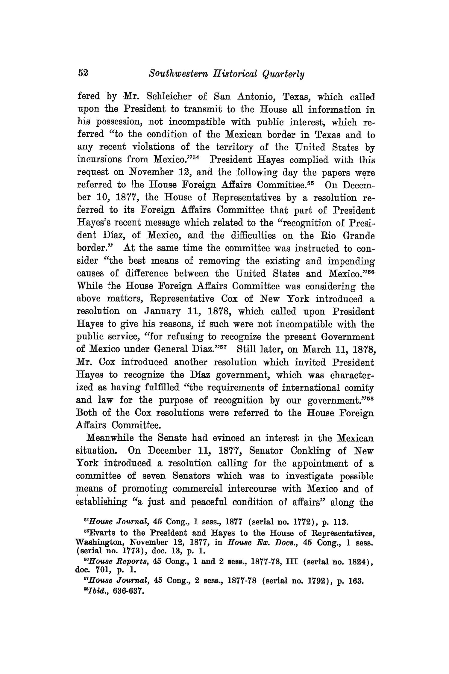 The Southwestern Historical Quarterly, Volume 28, July 1924 - April, 1925                                                                                                      52