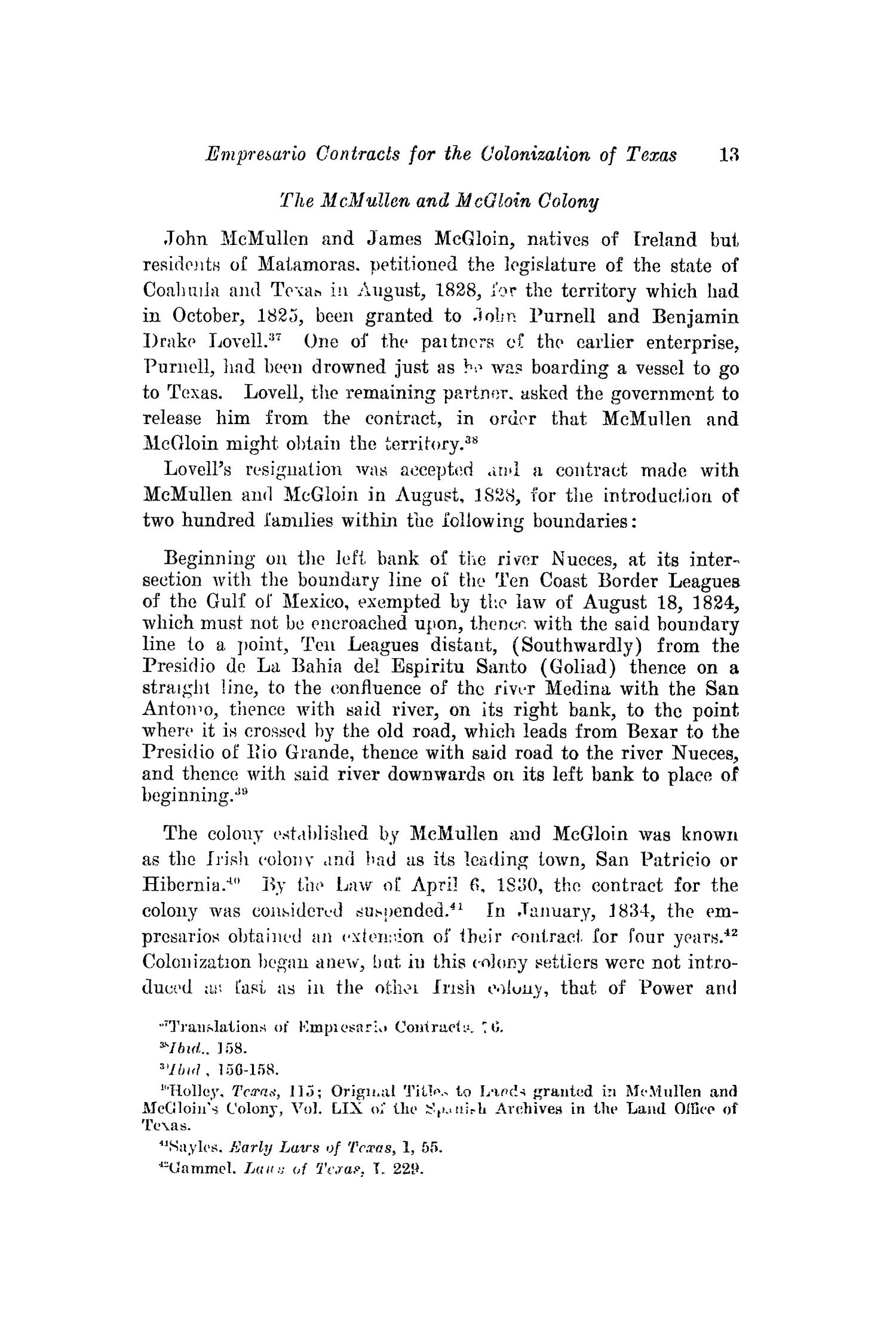 The Southwestern Historical Quarterly, Volume 32, July 1928 - April, 1929                                                                                                      13