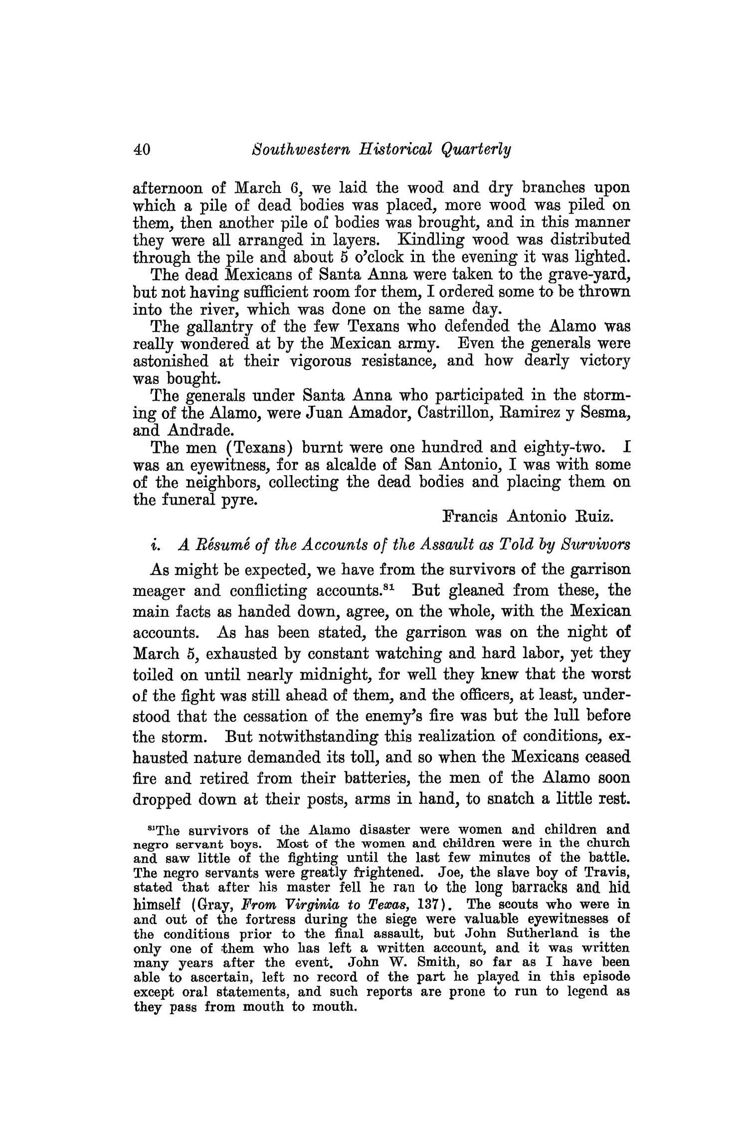 The Southwestern Historical Quarterly, Volume 37, July 1933 - April, 1934                                                                                                      40