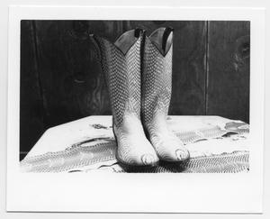 Reptile Skin Boots
