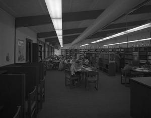 [Middle School Library]