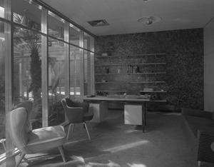 [Mid-Century Modern Office]