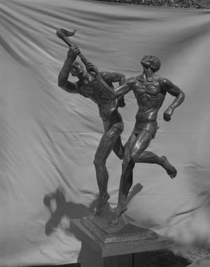 [Torchbearer Statue]