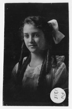 [Photograph of Melrose Myres]