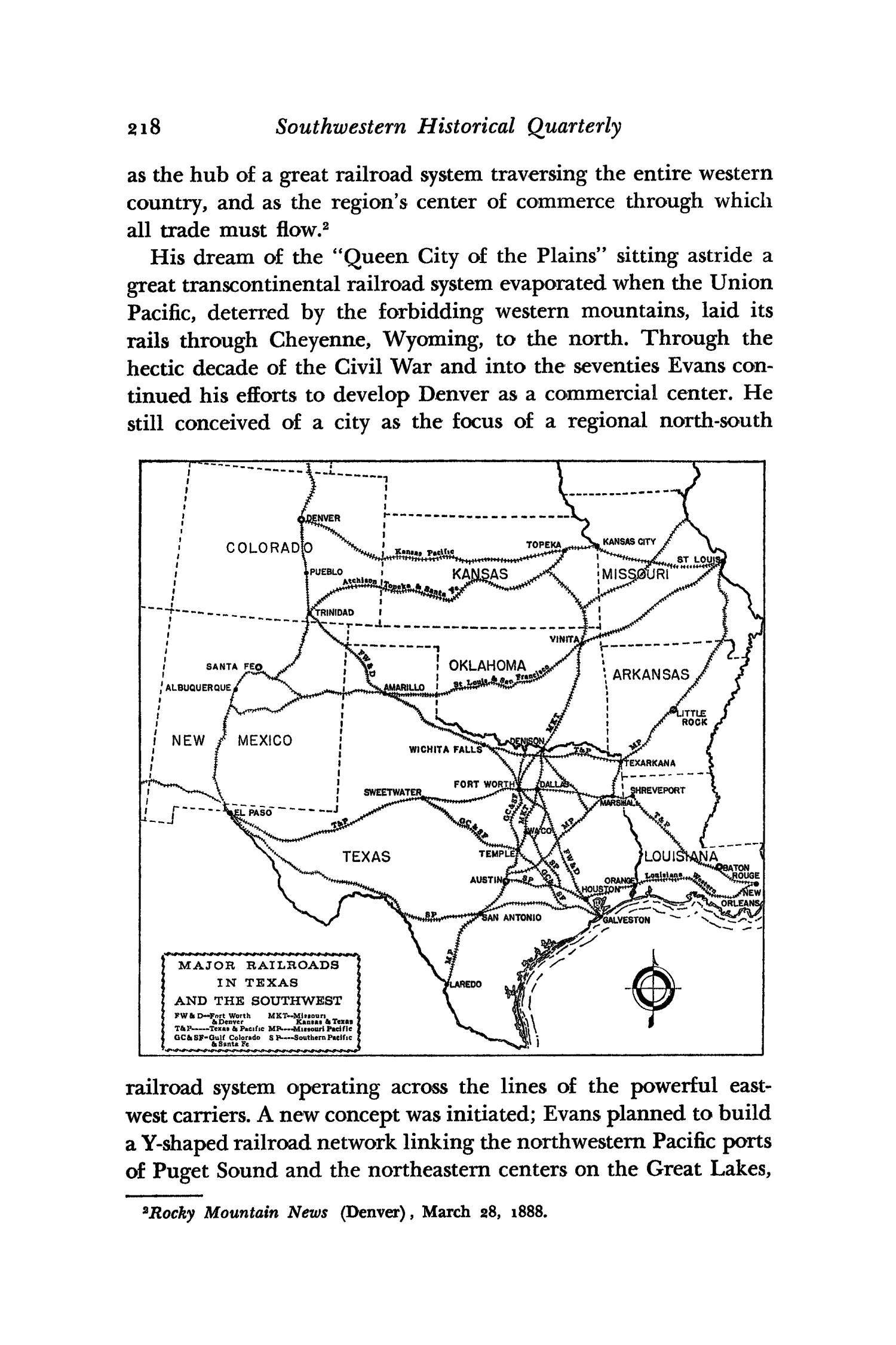 The Southwestern Historical Quarterly, Volume 70, July 1966 - April, 1967                                                                                                      218