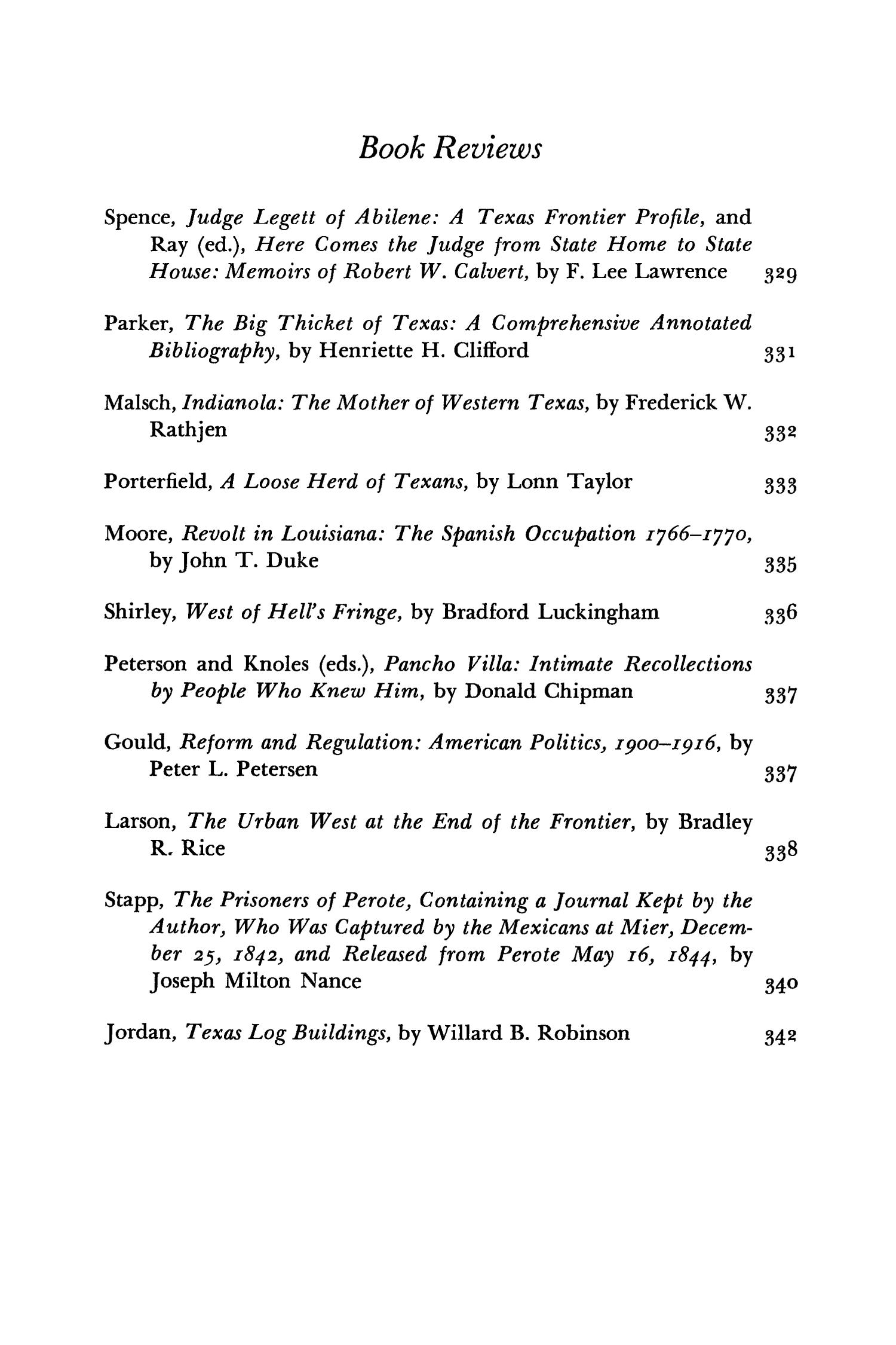 The Southwestern Historical Quarterly, Volume 82, July 1978 - April, 1979                                                                                                      None
