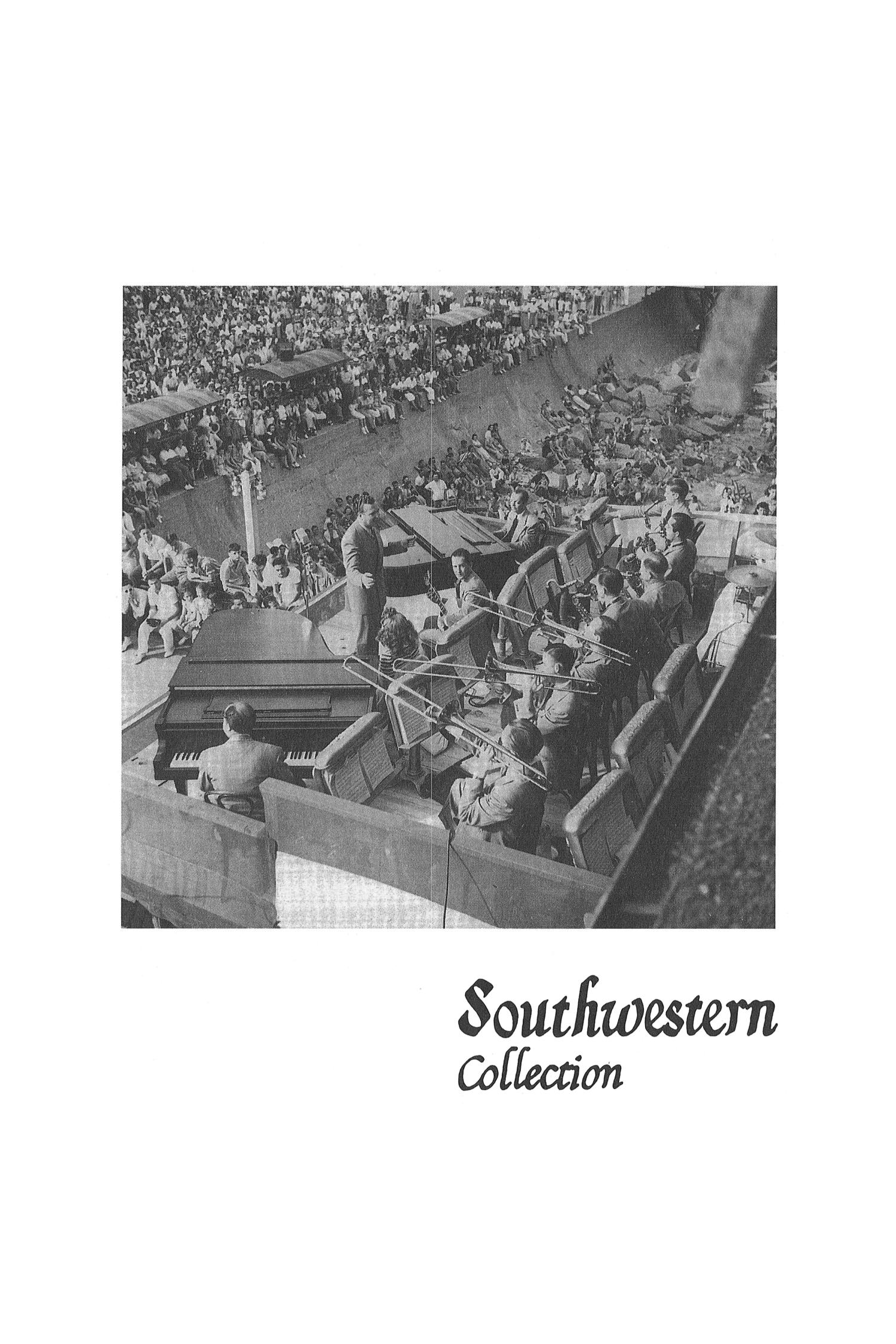The Southwestern Historical Quarterly, Volume 100, July 1996 - April, 1997                                                                                                      381