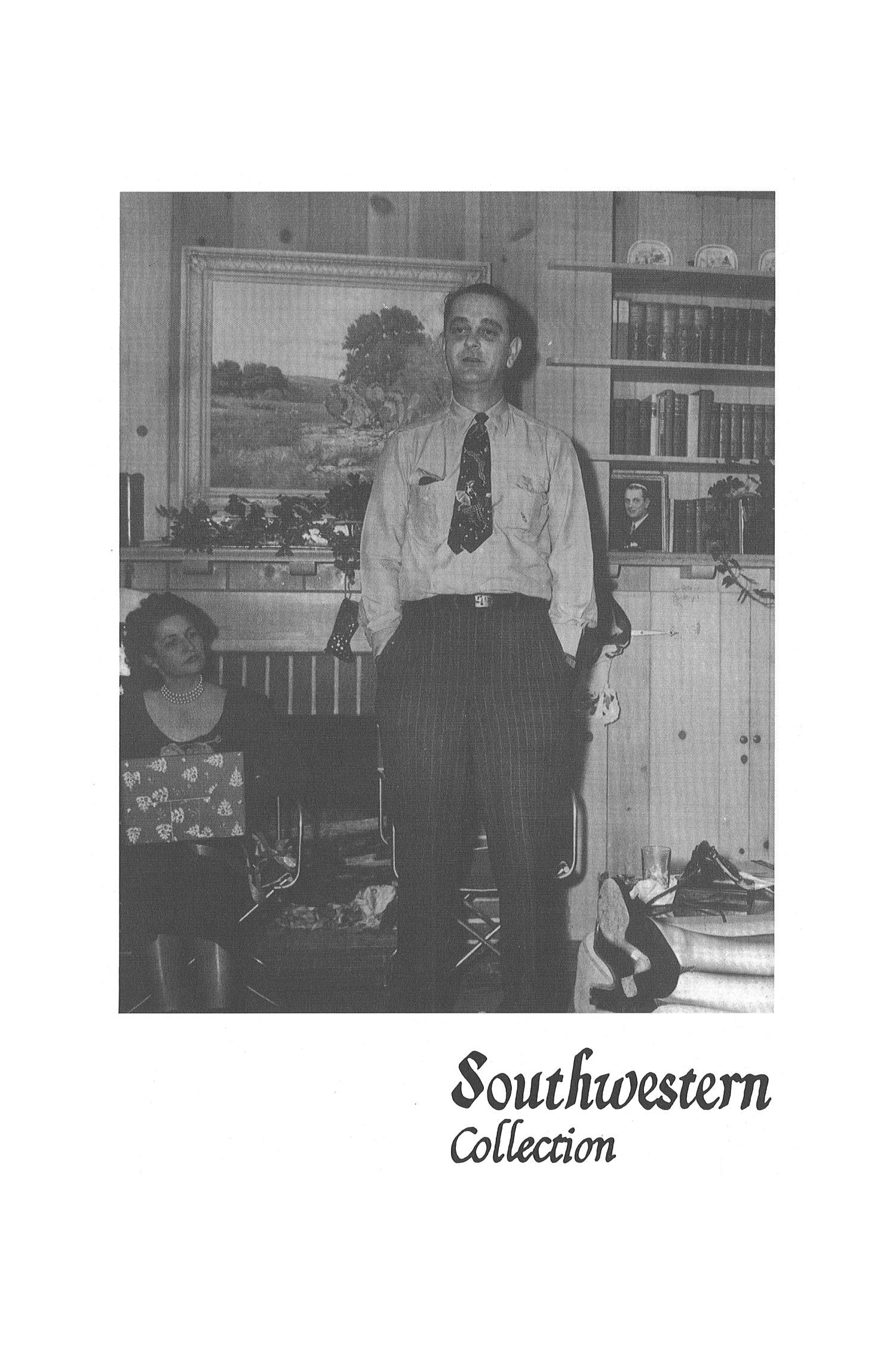 The Southwestern Historical Quarterly, Volume 100, July 1996 - April, 1997                                                                                                      497