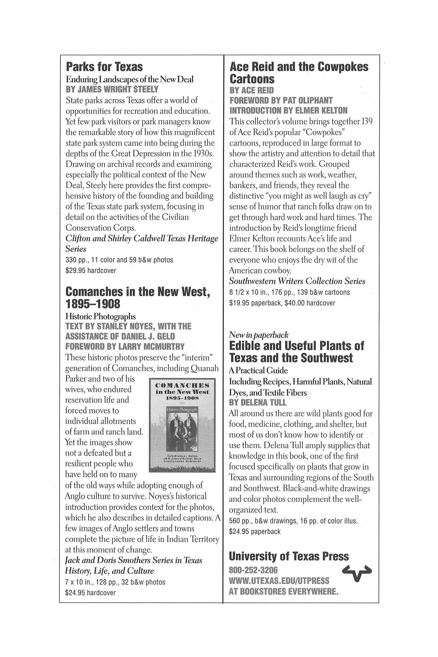 The Southwestern Historical Quarterly, Volume 102, July 1998 - April, 1999                                                                                                      None