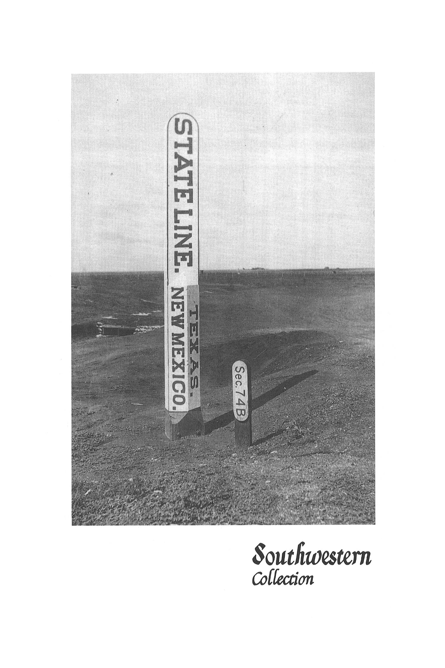 The Southwestern Historical Quarterly, Volume 105, July 2001 - April, 2002                                                                                                      495