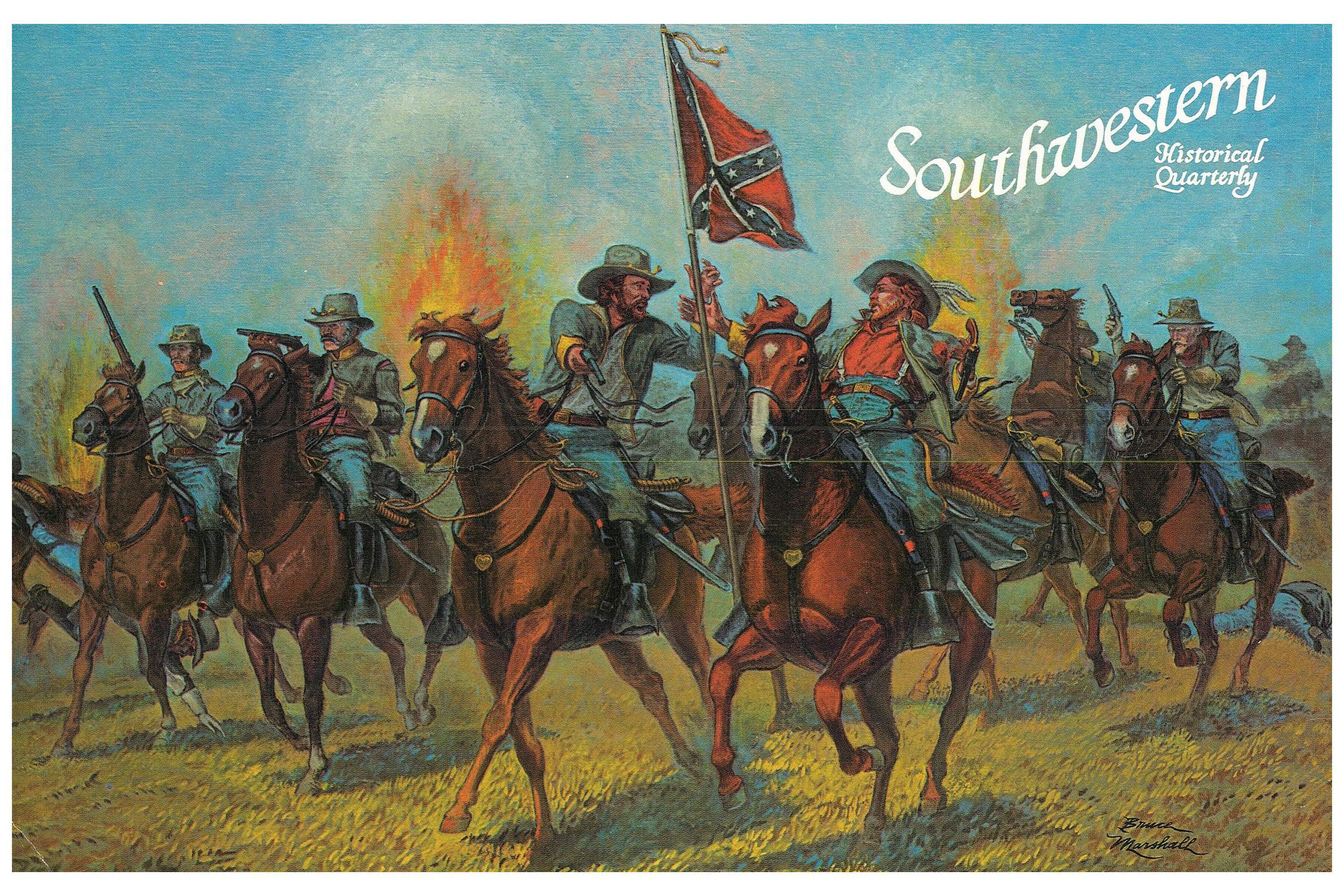 The Southwestern Historical Quarterly, Volume 84, July 1980 - April, 1981                                                                                                      None