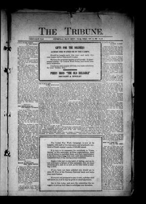 The Tribune. (Stephenville, Tex.), Vol. 26, No. 46, Ed. 1 Friday, November 15, 1918