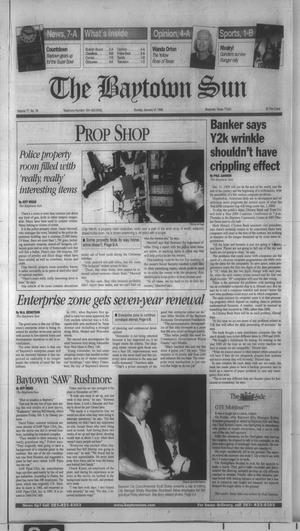 Primary view of object titled 'The Baytown Sun (Baytown, Tex.), Vol. 77, No. 79, Ed. 1 Sunday, January 31, 1999'.