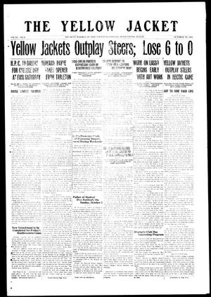 The Yellow Jacket (Brownwood, Tex.), Vol. 11, No. 6, Ed. 1, Wednesday, October 15, 1924