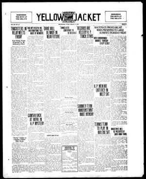Primary view of object titled 'Yellow Jacket (Brownwood, Tex.), Vol. 14, No. 24, Ed. 1, Thursday, March 22, 1928'.
