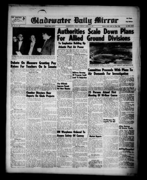 Primary view of object titled 'Gladewater Daily Mirror (Gladewater, Tex.), Vol. 4, No. 227, Ed. 1 Tuesday, April 14, 1953'.