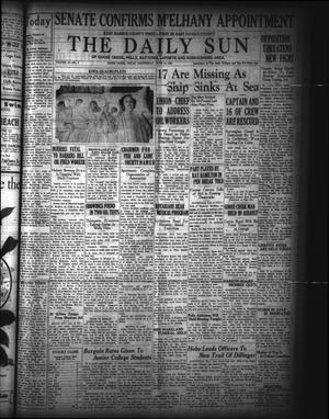 Primary view of The Daily Sun (Goose Creek, Tex.), Vol. 16, No. 8, Ed. 1 Wednesday, June 13, 1934