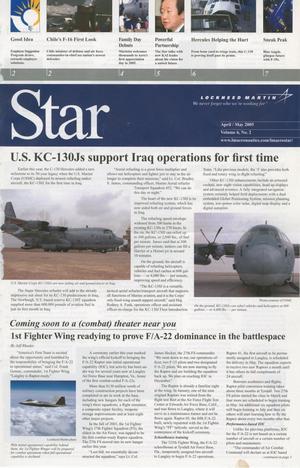 Aeronautics Star, Volume 6, Number 2, April/May 2005