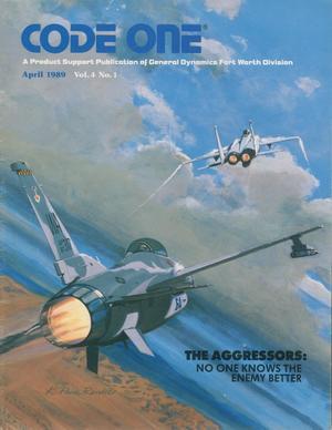 Code One, Volume 4, Number 1, April 1989