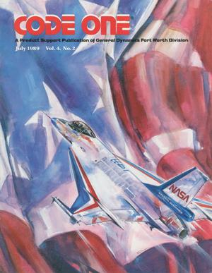 Code One, Volume 4, Number 2, July 1989