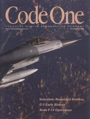 Code One, Volume 17, Number 1, First Quarter 2002