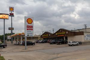 Primary view of object titled 'Czech Stop And Little Czech Bakery in West Texas'.