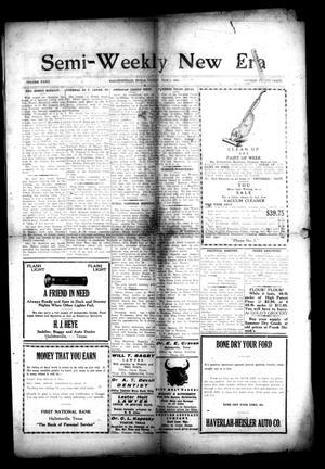 Semi-Weekly New Era (Hallettsville, Tex.), Vol. 32, No. 23, Ed. 1 Friday, June 4, 1920