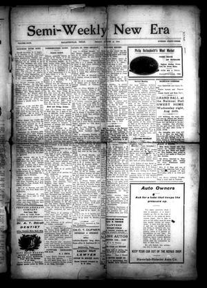 Semi-Weekly New Era (Hallettsville, Tex.), Vol. 29, No. 43, Ed. 1 Friday, August 15, 1919
