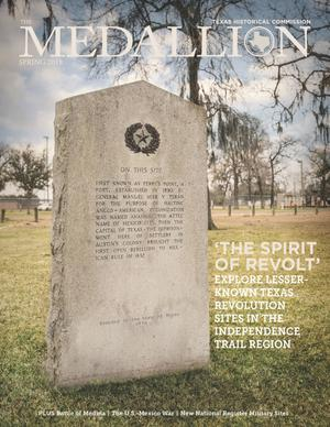 The Medallion, Volume 56, Number 11, Spring 2018