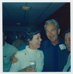 [Photograph of Three People at the 1972 WASP Reunion]