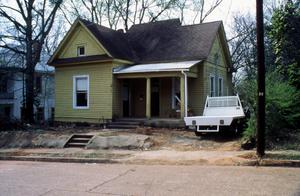 Primary view of object titled '[613 N. Fowler]'.